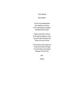 Heart-Felt Good-Bye Poem