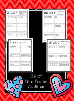 Heart Five Frame Addition