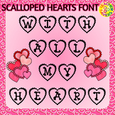 Heart Font for Commercial and Personal Use