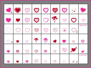 Heart Fonts