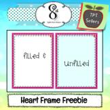 Heart Frame Freebie