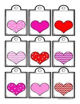 Heart Gift Card/Tag Freebie {Sweet Line Design}