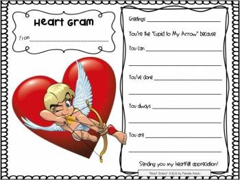 Valentine's Day Heart Grams: Make Someone's Day!