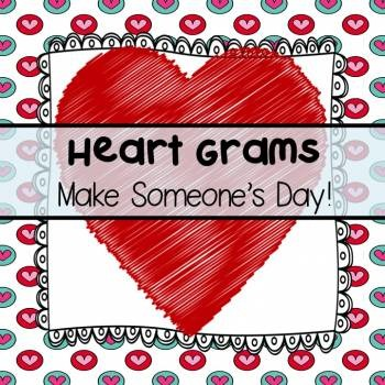 Valentine's Day Heart Grams: Make Someone's Day!