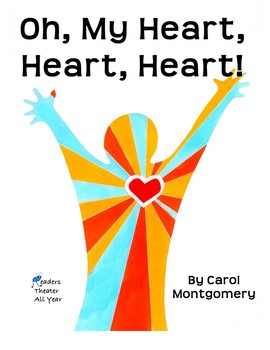 Circulatory System–Heart Health–Valentines Day–Readers Theater–Listening Skills