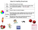 Heart & Healthy Bingo