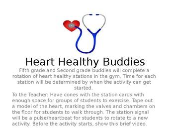Heart Healthy Buddies