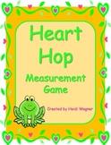 Heart Hop: Measurement Game