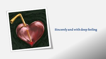 Heart Idioms PowerPoint