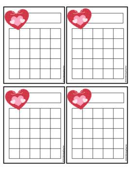 Heart  Incentive Reward Charts