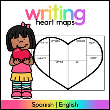 Heart Map - Spanish