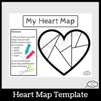 Heart Map for Community Building