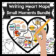 Heart Map for Writing Folders