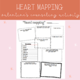 Heart Mapping -- Getting to Know You Activity -- Back to School Ice Breaker