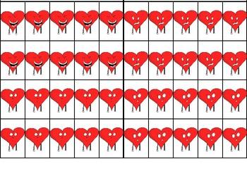 Heart Matching Emotions – Center Activity