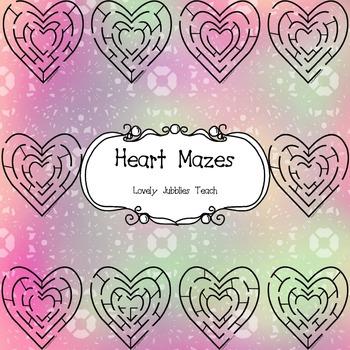 Heart Mazes