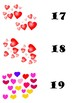 Heart Memory Matching Game