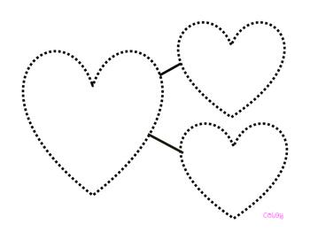 Heart Number Bond Mat