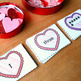 Heart Number Cards 0-10
