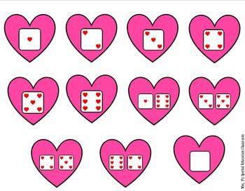 Heart Number Match