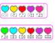Heart Number Sense Games