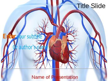 Heart PPT Template
