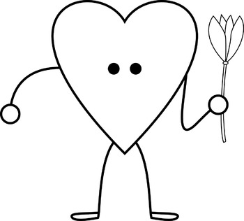 Heart People - Clip Art