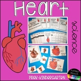 Heart Pumping Experiment and Heart Healthy Activities- Pre