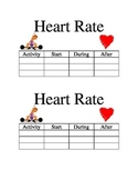 Heart Rate Assessment