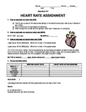 Heart Rate Assignment