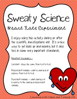 Heart Rate Experiment