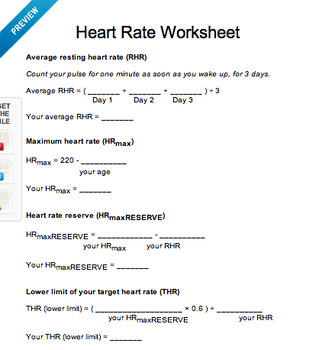 P.E. Lesson FREE: Understanding Heart Rate