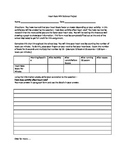 Heart Rate Mini Science Fair Project
