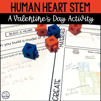 Valentine STEM Build a Heart Set