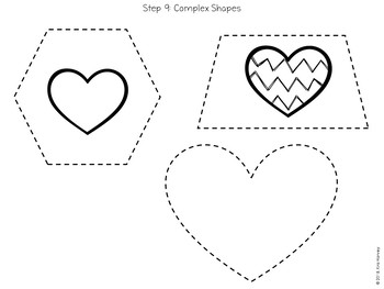 Heart Scissor Practice