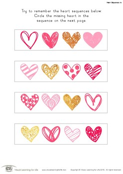 Valentines Heart Sequences