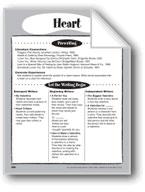 Heart Shape Book