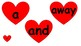 Heart Sight Word Sample [Valentine's Day]