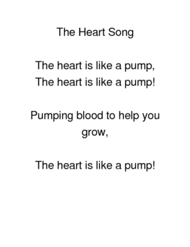 Heart Song and Lung Song