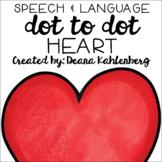 Heart {Speech & Language Dot Art}