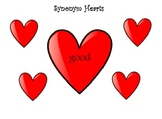 Heart Synonym Sort