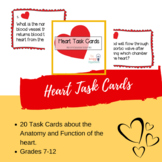 Heart Task Cards