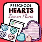 Heart Theme Preschool Classroom Lesson Plans