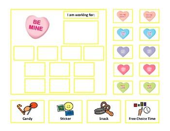 Heart 10 Token Board