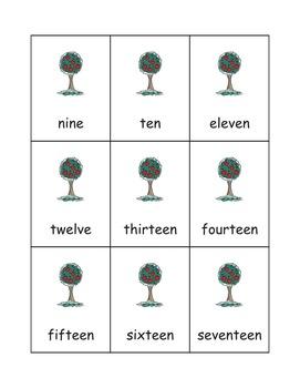 Heart Tree Number Games: 0-25 eBook