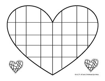 Heart & Valentine Activities