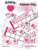 Heart / Valentine Patterning Play Game - Holiday Fun ~ Ear