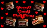 Heart Word Building: Short Vowel [Valentine's Day]