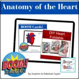Heart Worksheet and BOOM Card BUNDLE