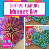 Heart Writing Prompt - Crafting Template